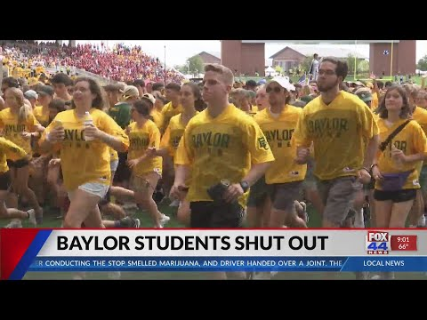 Baylor Students Shut Out On Conference Championship Tickets 9 Pm