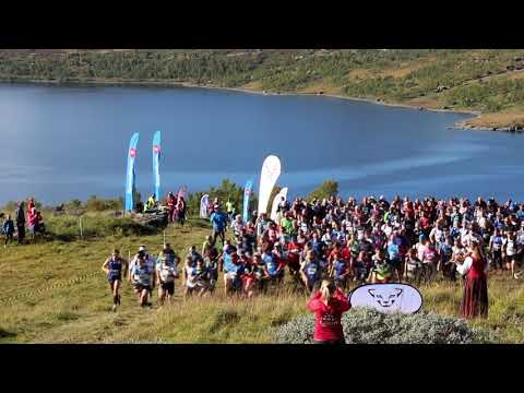 Film fra Oppdal Fjellmaraton