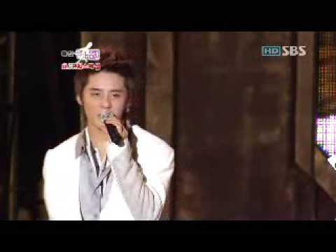 [Live]Time Less - Xiah Junsu feat. Changmin TVXQ