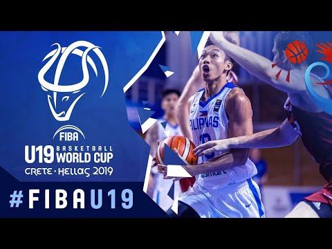 Russia def. Gilas Pilipinas Youth, 92-64 (REPLAY VIDEO) FIBA U19 World Cup 2019