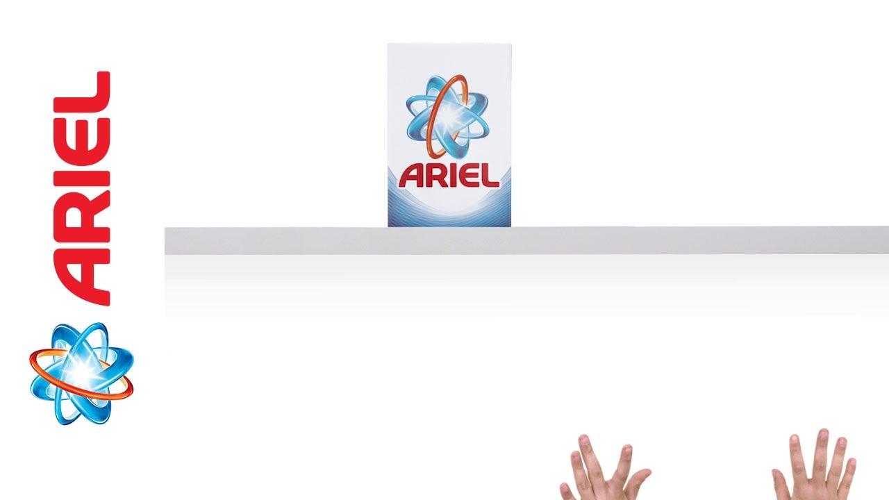 Ariel Washing Powder Laundry Detergent Original Perfume