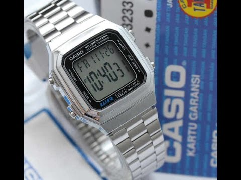 Jam Casio Original Murah
