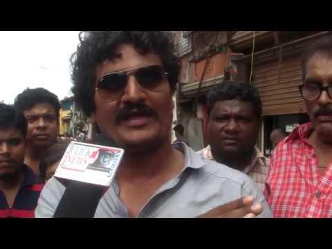 H/E WARD BMC DEMOLISHES HOARDING & DISPLAY OF APPROX 300 SHOP IN JAWAHAR NAGAR, KHAR [E], MUMBAI