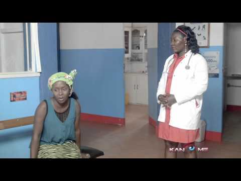 Video (skit): Kansiime Anne Gets Mad at The Hospital