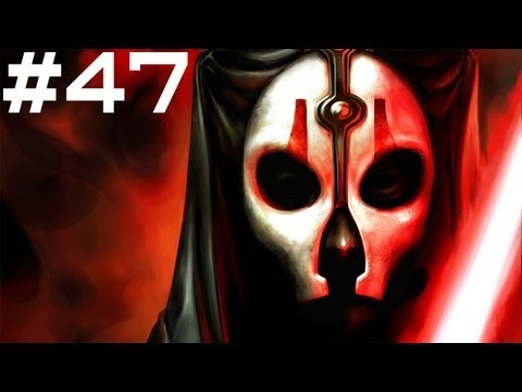 Star Wars: Knights Of The Old Republic 2 - Walkthrough - [Dark Side] - Part 47 - Free Mines