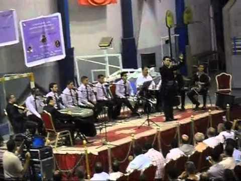 مهرجان الأناشيد والأمداح بفاس رمضان 2011