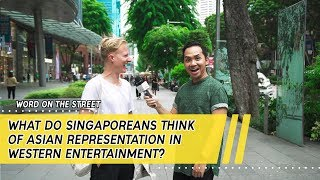 What Do Singaporeans Think of Asian Representation in Western Media?