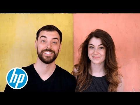 DIY Modern Photo Stand for Prints | HP ENVY PHOTO PRINTER | HP