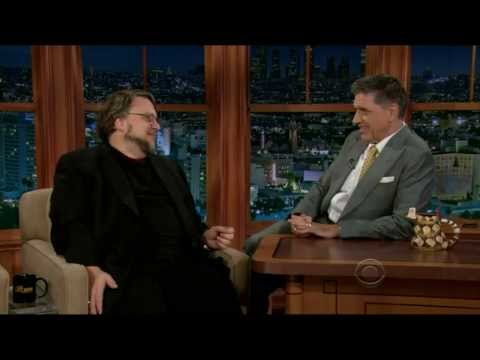 TLLS Craig Ferguson - 2013.01.14 - Guillermo Del Toro and Ending