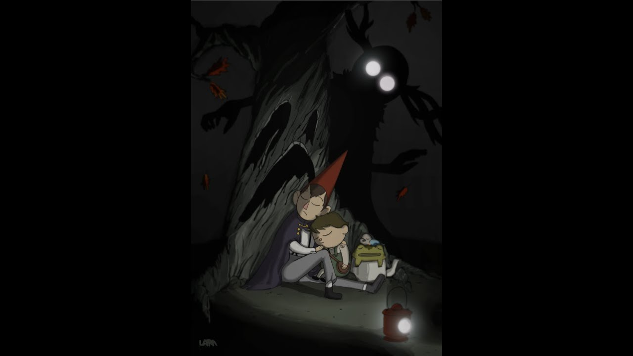 The Gravity Falls Wallpapers Over The Garden Wall Fan Art Youtube