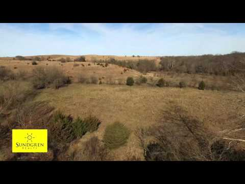 SOLD! 160+- Acres Greenwood County Flint Hills Land Near Madison Kansas