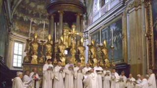 VENI SANCTE SPIRITUS, Sequenza gregoriana di Pentecoste, Schola  Gregoriana Mediolanensis, Direttore Giovanni Vianini