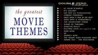 Double Zero Orchestra - The Greatest Movie Themes