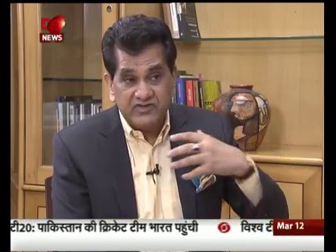 Candid Conversation with Amitabh Kant | March 12