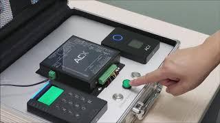 Palm Vein Reader Introduction || 掌靜脈讀卡器介紹