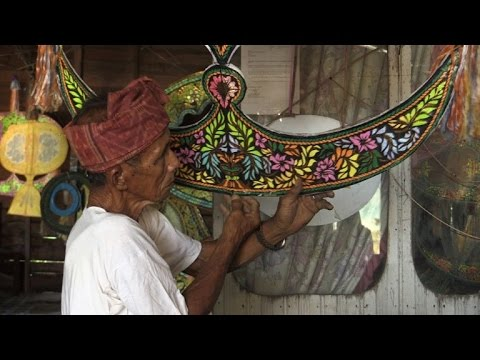 Malaysia's dying art: Traditional kite-making in peril