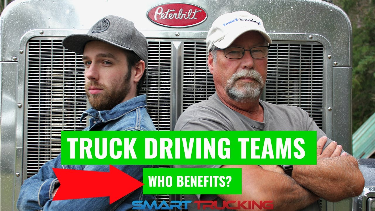 What the Trucking Industry Does NOT Want You to Know About Trucking Teams