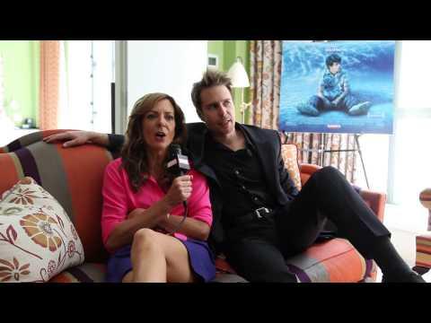 Sam Rockwell, Jim Rash, Nat Faxon and Allison Janney Talk Marvel