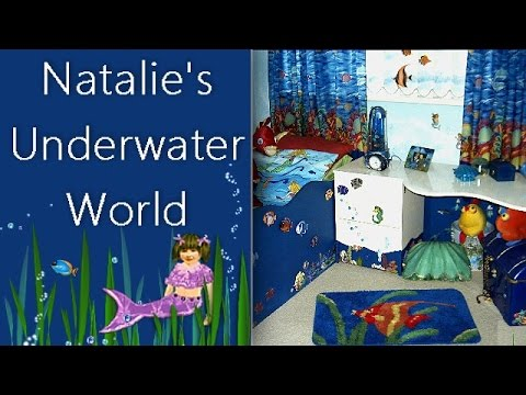 Diy Underwater Bedroom Decorating Ideas Youtube