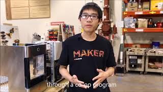 Maker Spotlight DeYu Huang