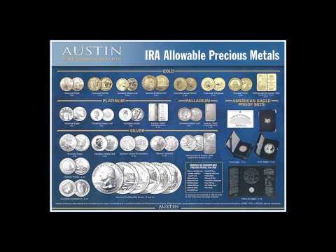 Gold & Silver IRA at Austin Rare Coins & Bullion