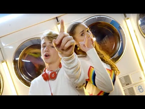 MattyBRaps - Little Bit (feat. Haschak Sisters) BEHIND THE SCENES