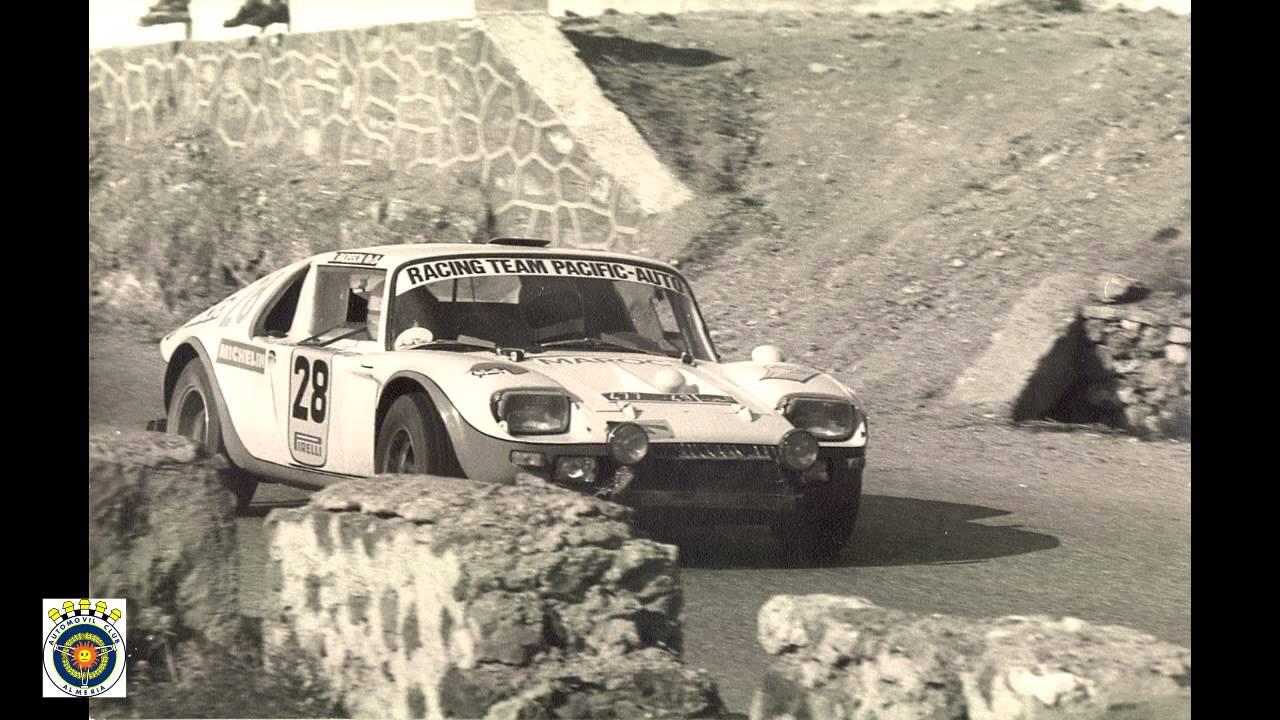 Resumen de la historia del rallye costa de almer a antes - Costa sol almeria ...