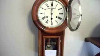 Churchill Clockworks Ltd. Regulator Wall Clock