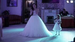 Песня - подарок на свадьбе мужу