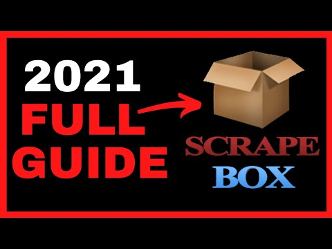 Scrapebox Complete Guide 2021 (Easy Over The Shoulder Tutorial)