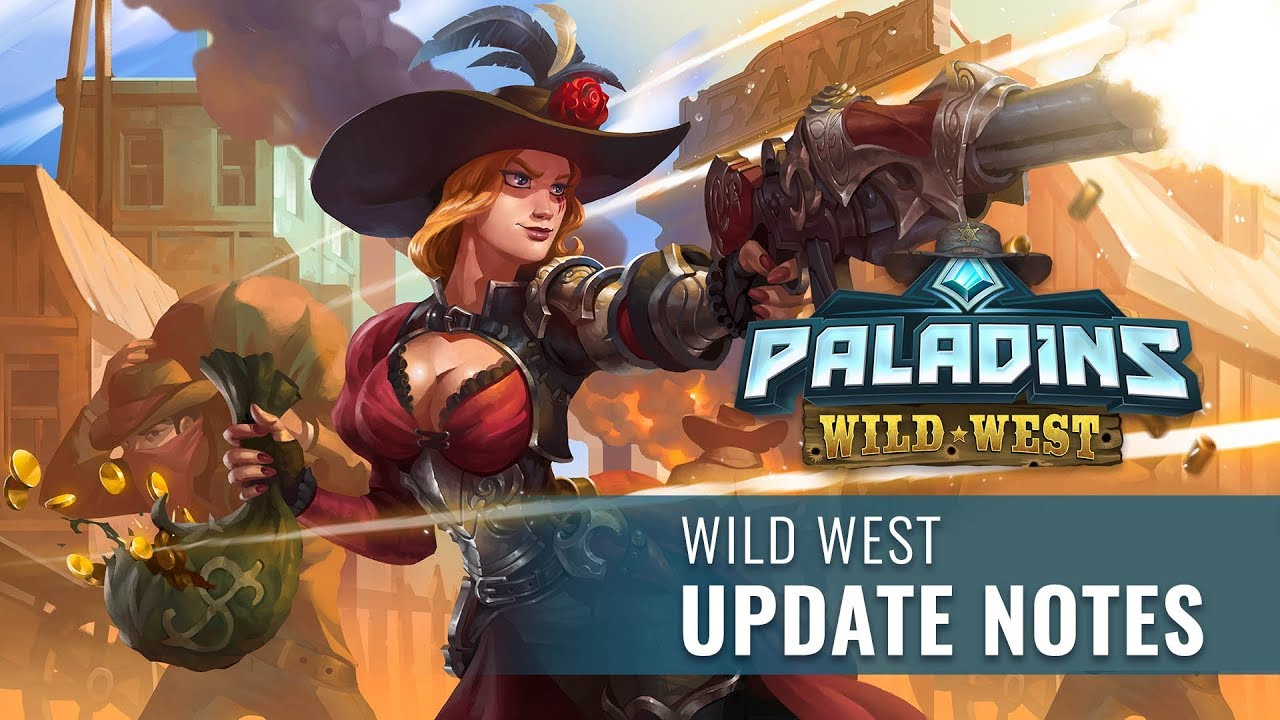 Paladins Tier List 2020.Paladins Damned Frontier Update Overview