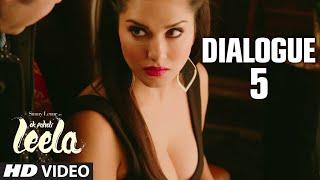 Ek paheli leela dialogue - 'success ka shortcut - short skirts' | sunny leone | t-series