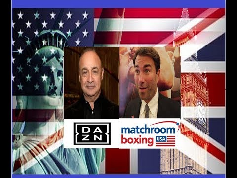 LEN BLAVATNIK OF DAZN HAS AN INCREDIBLE NET WORTH - NO WONDER EDDIE HEARN'S HAPPY!!