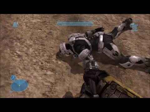 Halo Reach - Who Are The Dead Spartans On Lone Wolf?