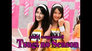 Lyrics Video de Anna Iriyama con la cancion (Tsugi no Season - 次のSeason) de AKB48 Tsugi no Season es una canción de acoplamiento del disco UZA.