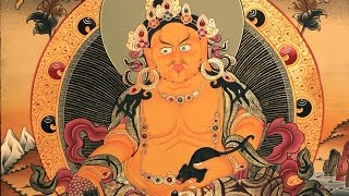Дзамбала - (Замбала) - Божество богатства и процветания