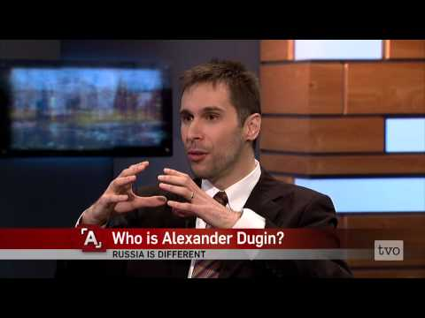 Michael Millerman: Who is Alexander Dugin?