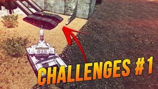 Tanki Online - Flip a MAMMOTH   Challenges #1