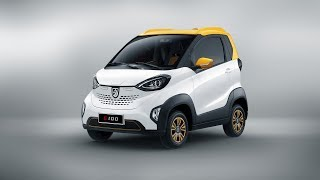 Baojun E100 the only $5,300 small electric car from China