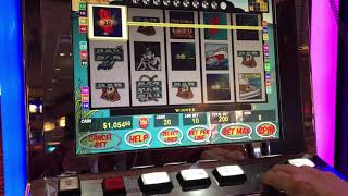 "VGT Slots $4500 ""The Hunt For Neptune's Gold""  17 Red Spins Choctaw Casino, Durant. OK"