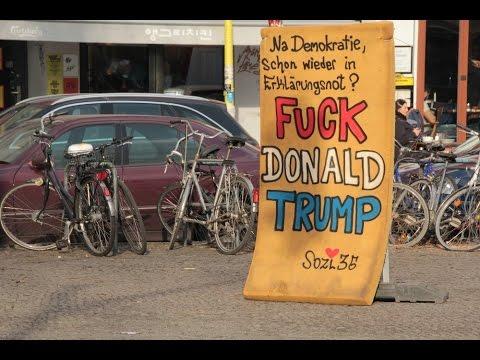 Trumps Außen- und Sicherheitspolitik II - Nach Amtseinführung und ersten Protesten