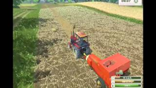 Farming Simulator na Multiplayer #10! Prasowanko