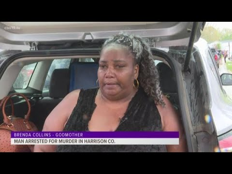 Family reacts to murder in Harrison County