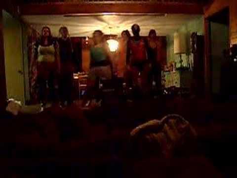 Stephanie's Zion Dance