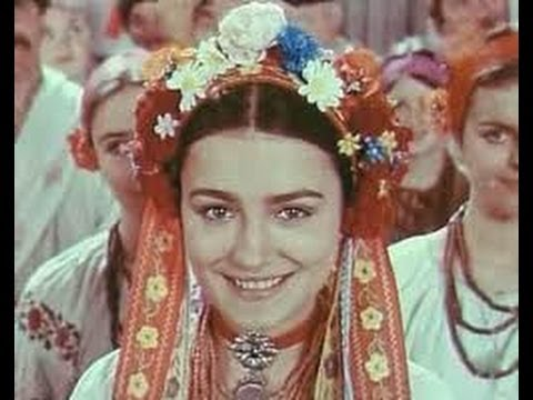 """Natalka Poltavka""  Наталка Полтавка (фільм, 1978)"