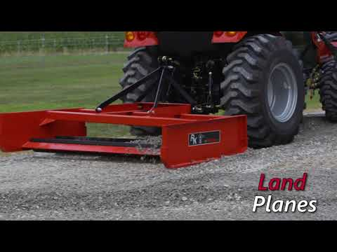 Implements | Land Graders | RK Tractors