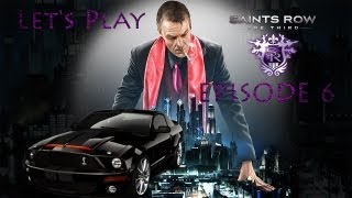 Lets Play Together Saints Row The Third (GERMAN/HD) #6 - Geilstes Auto EVER
