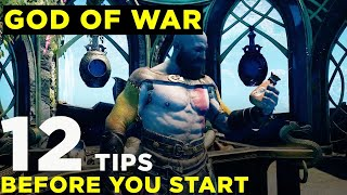 God of War GAMEPLAY TIPS — 12 Things to Know Before Playing