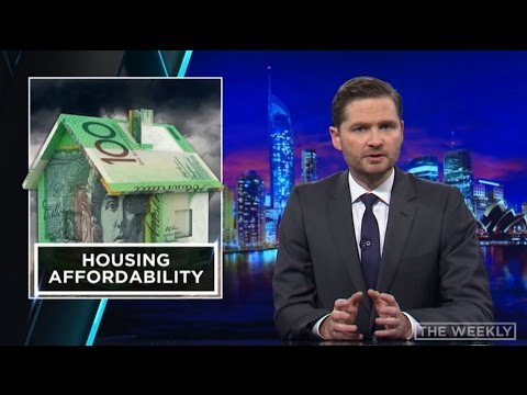The Weekly: Housing Affordability