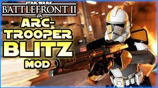 Commander Blitz Mod! - Star Wars Battlefront 2 - Mod Mods deutsch Tombie